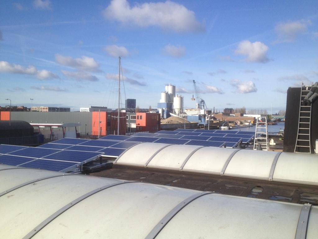 Geldorp zonnepanelen Haarlem5