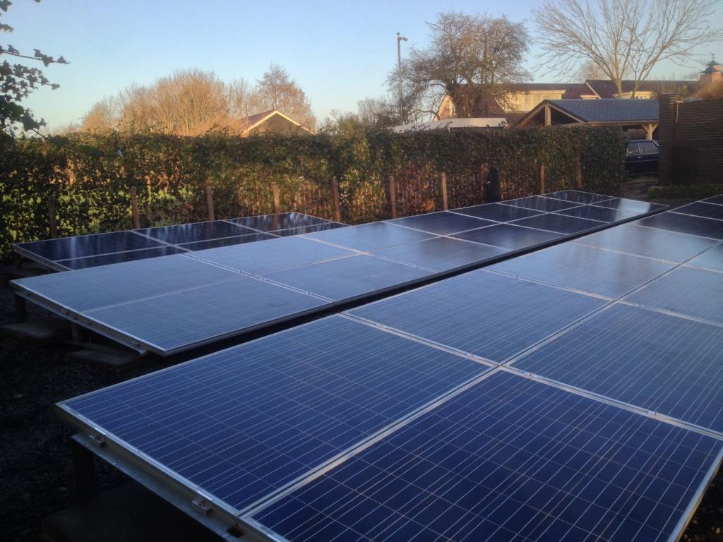 Geldorp Duurzaam zonnepanelen